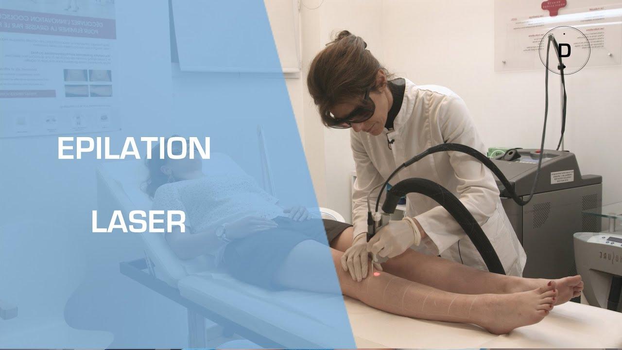epilation laser m decine esth tique youtube. Black Bedroom Furniture Sets. Home Design Ideas