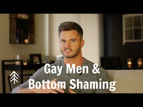 Gay Men and Bottom Shaming
