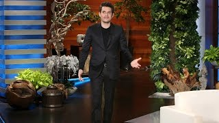 John Mayer's Undying 'Bachelor' Love by : TheEllenShow