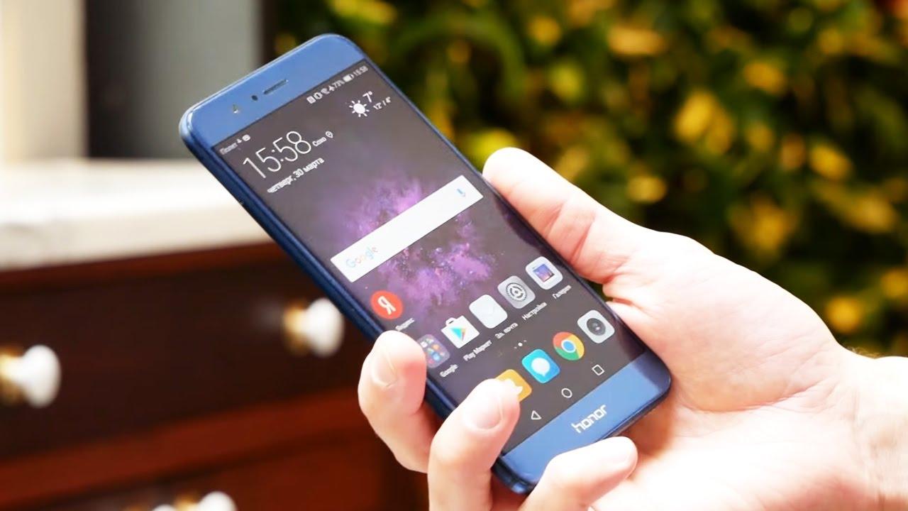 Быстрый обзор | Huawei Honor 8 Pro