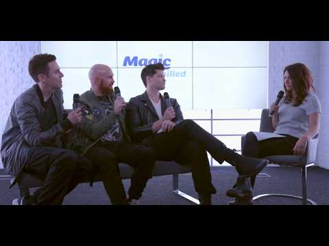 The Script and Pharrell Williams | Magic Chilled