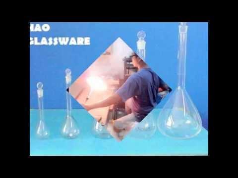 Hao Glassware produksi alat gelas lab