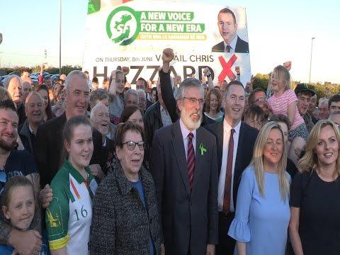 Sinn Féin can win South Down - Gerry Adams