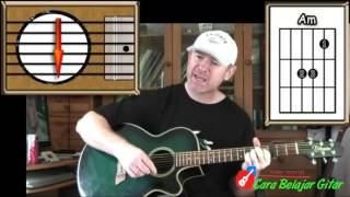 California Dreaming   how to play guitar chords