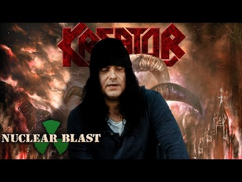 KREATOR - Gods Of Violence - Track By Track #2 (OFFICIAL TRAILER)