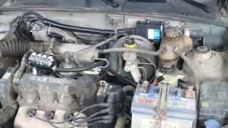 Ланос 1.5 8V  ремонт  ГБО Евро-4(Ремонт Ланос 1.5 8V с ГБО. Собственно как услышите в видео ремонт. Ремонт свелся к замене подкапотной части..., 2015-03-29T11:40:05.000Z)