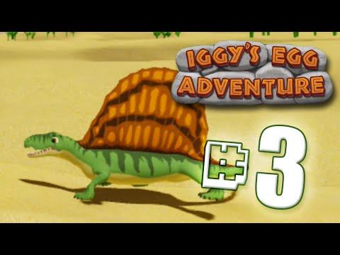 In the Shins! | Iggy's Egg Adventure - Full Dessert Walkthrough - Ep3