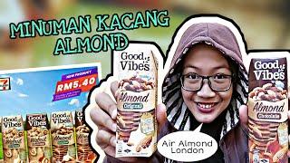 Goodday Almond Milk   Susu Good Vibes   Goodday Mi