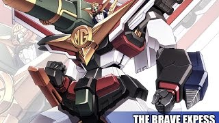 (MAD)The Brave Express Might Gaine ~JAM Project