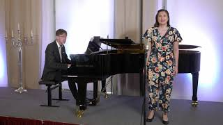 Händel: Scoglio d'immota fronte - Sarah Hayashi