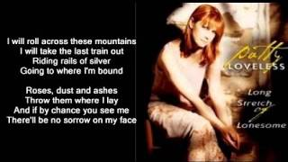 Watch Patty Loveless Where Im Bound video
