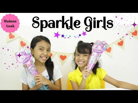 SPARKLE GIRLS FUNVILLE ♥ Mainan Anak Terbaru Boneka Lucu