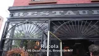 Rucola: 191 Dean Street, Brooklyn, NY