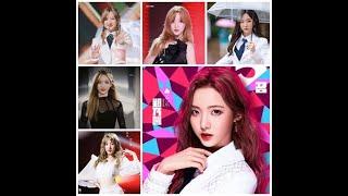 เนเน่กับเส้นทางสู่ฝัน สมาชิกเกิร์ลกรุ๊บหน้าใหม่ของจีน วง Bon Bon Girls 303