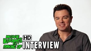 Ted 2 (2015) Behind the Scenes Movie Interview - Seth MacFarlane 'Ted' & 'Director/Writer'
