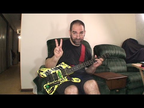 DADEAB 21 Solo Guitar Instrumental By Xavier Xerxes