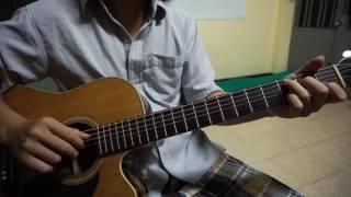 Giật mình trong đêm - Tuấn Hưng ( guitar solo )