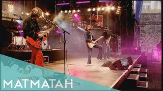 Matmatah - Au Conditionnel (Live at Francofolies 2008 official)