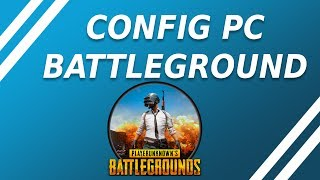 Config Battleground -900€