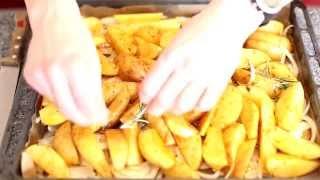 Запеченный Картофель от Running Cheff
