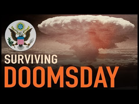 How the US Government Will Survive Doomsday