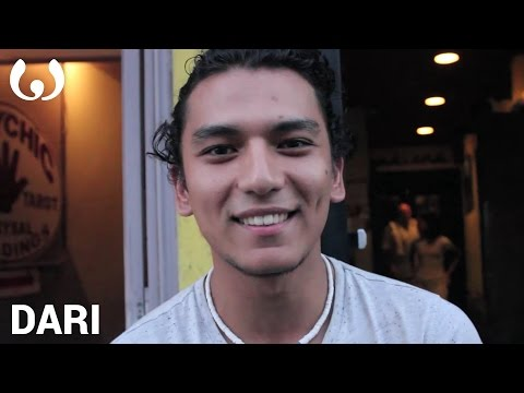WIKITONGUES: Islem speaking Dari