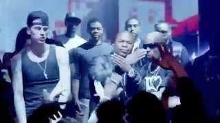 DMX Feat. Machine Gun Kelly - I Don't Dance [OFFICIAL VIDEO]