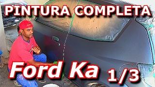 Pintura Automotiva - Pintura Completa Ford Ka 1/3