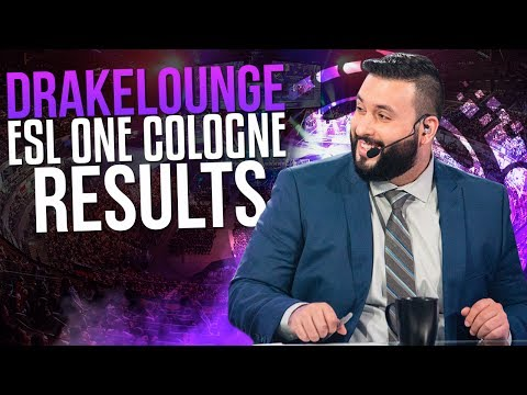Esl One Cologne Match Bets /Results+ Drakelounge Update