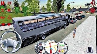 Bus Simulator 17 Los Angeles #42 - Bus Games Android IOS gamep…