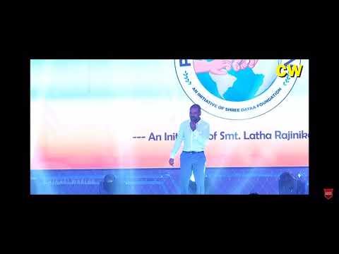 Raghava Lawrence dance for Rajinikanth Bday!!!