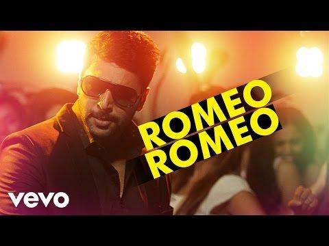 Romeo Juliet - Romeo Romeo Lyric | Jayam Ravi, Hansika | D. Imman