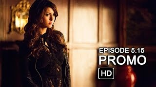 The Vampire Diaries 5x15 Promo - Gone Girl [HD]