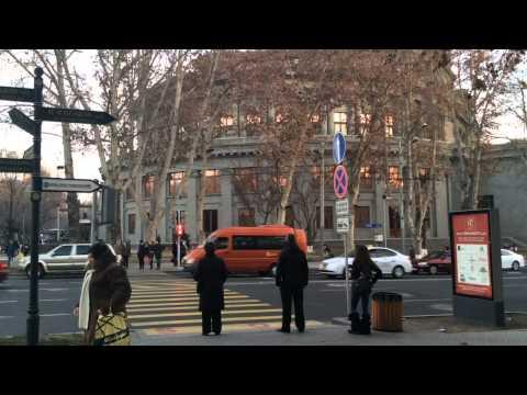 Yerevan, 27.02.15, France square