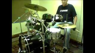 Too Much sunshine Midnight oil drum cover