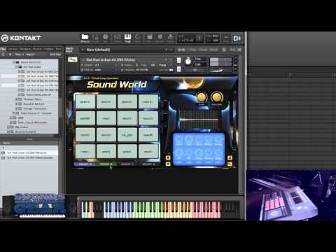 Big Fish Friday: MVP Loops Sound World VLX Library Review