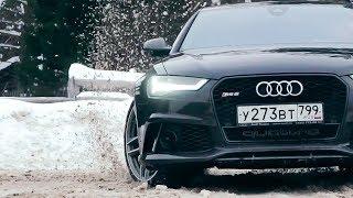 Audi RS6 2019 // Anton Avtoman
