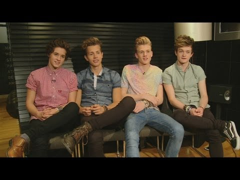 The Vamps Interview: Boys confess to taking a dip in Selena Gomez's bath