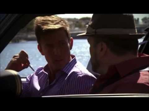 Detectives Batista and Quinn smoke weed and get high - Dexter S06E04 HD