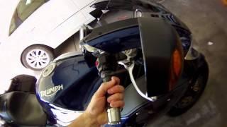 Motorcycle Throttle Lock