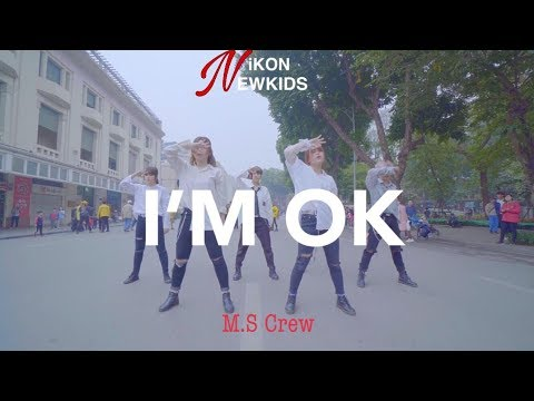 [KPOP IN PUBLIC] IKON - 'I'M OK' + Series Album New Kids: LOVE SCENARIO,... Dance Cover By M.S Crew