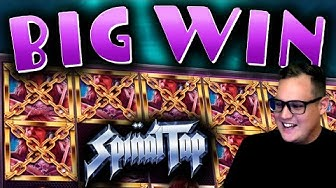 BIG WIN on Spinal Tap!