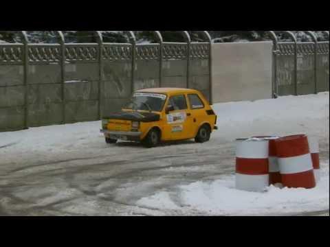 WOŚP 2012 GORLICE -GROCHMAL BARTOSZ FIAT 126p