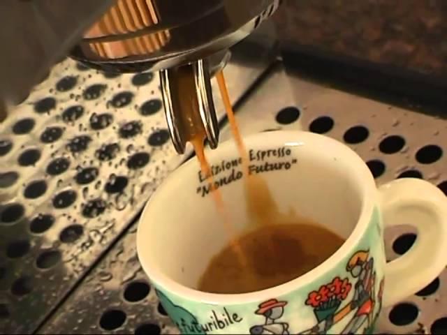 Espresso škola ?as? 3, Espresso káva
