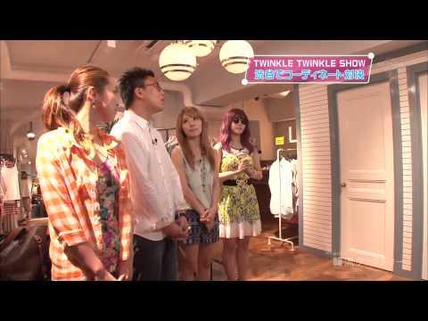 120622 Secret Cut @ Twinkle Twinkle Show In Shibuya,Tokyo