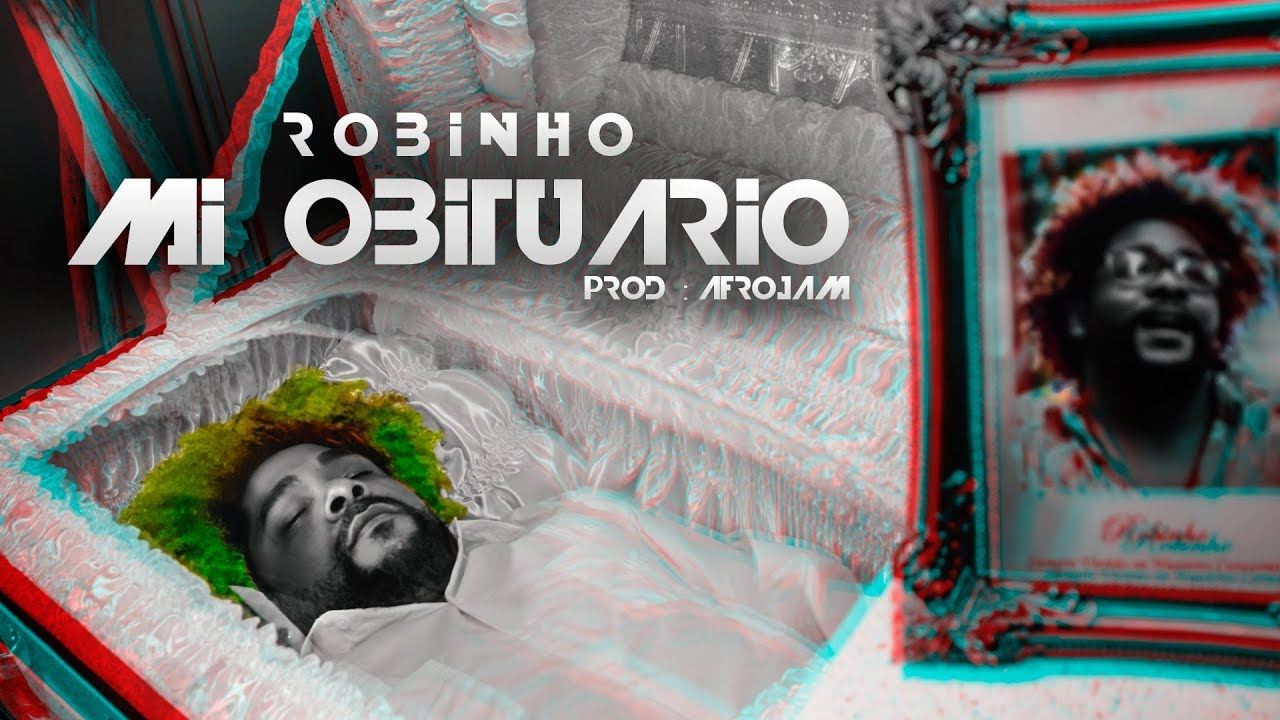 ROBINHO - MI OBITUARIO (VIDEO OFICIAL)
