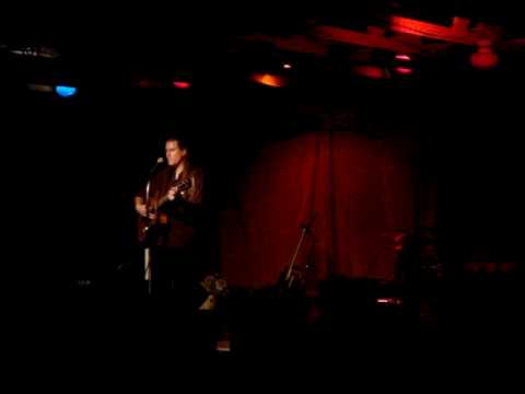 "David LaMotte's Farewell Show at The Grey Eagle - ""Song For You"" (11.29.08)  5/5"