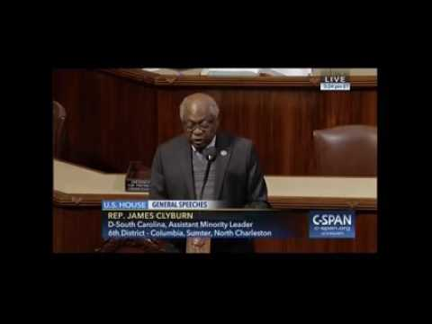 Clyburn Floor Remarks on Denmark Technical College and Voorhees College on 02-16-17