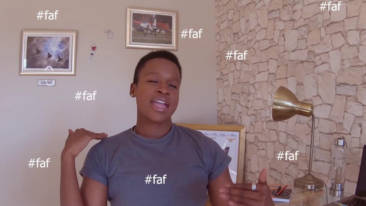 Download How to become a Pilot? SAAF FAQ with Major Mandisa Mfeka