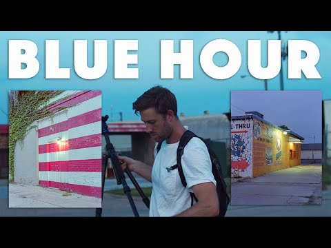 Blue Hour Photography on Film | Photography Tips thumbnail